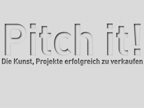 Pitch it!: Die Kunst, Projekte erfolgreich zu verkaufen – öffentlicher Vortrag von Sibylle Kurz
