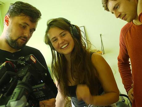 "Behind the Scenes – Filmdreh ""Medizin"""