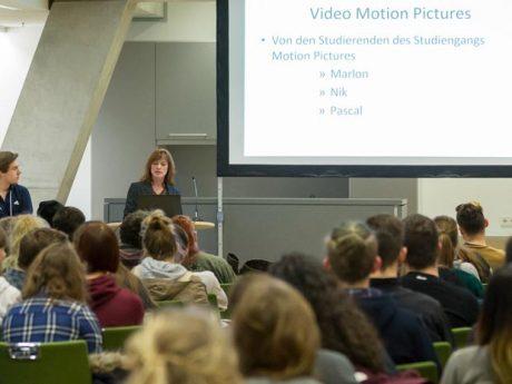 Motion Pictures Presentation @ hobit